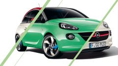 Opel Adam Unlimited e Adam Rocks Unlimited - Immagine: 1