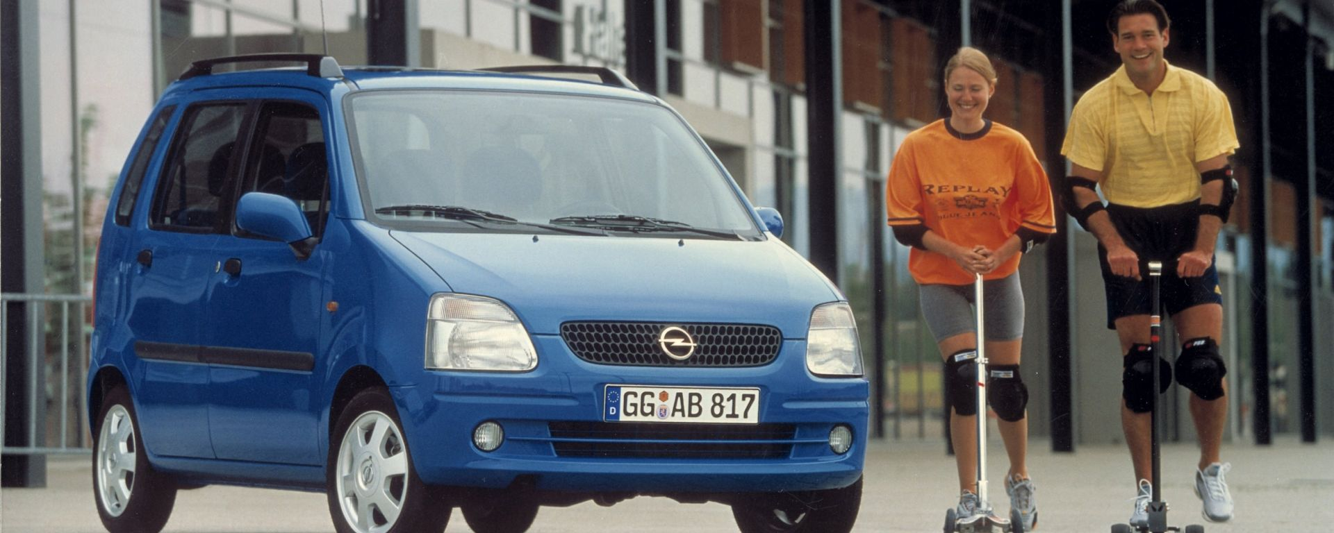 Opel Agila ha venduto in Italia più di 200.000 unità