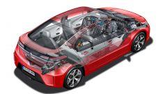 Opel Ampera: 70 nuove foto in HD - Immagine: 60