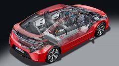 Opel Ampera: 70 nuove foto in HD - Immagine: 62