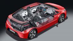 Opel Ampera: 70 nuove foto in HD - Immagine: 63