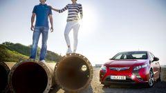 Opel Ampera: 70 nuove foto in HD - Immagine: 16