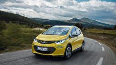 Opel Ampera-e, 380 km di autonomia nel ciclo WLTP