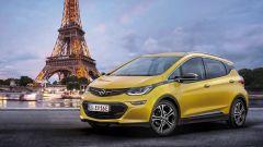 Opel Ampera-e, debutto al Salone di Parigi