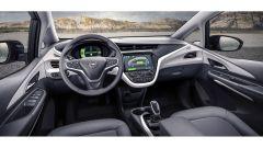 Opel Ampera-e: gli interni