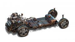 Opel Ampera-e: il motore elettrico