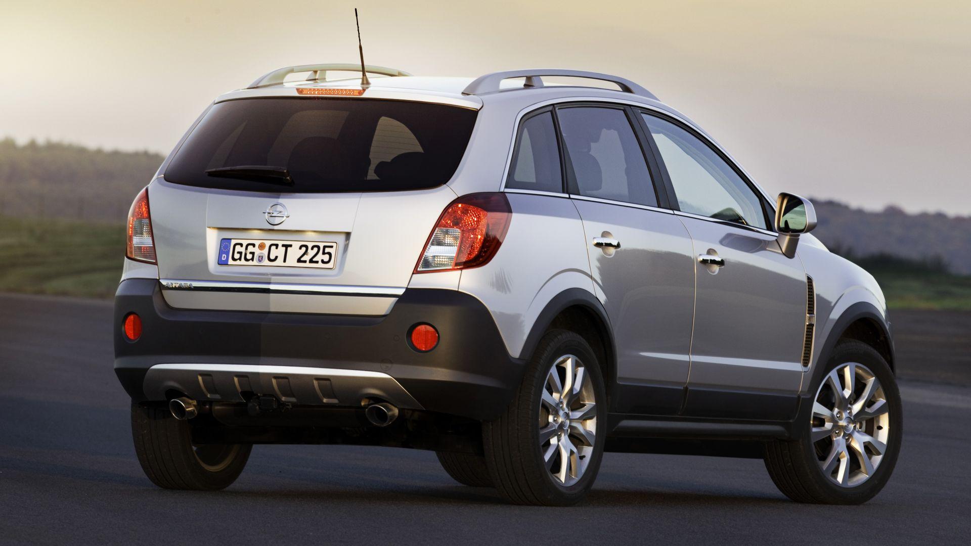 Immagine 1: Opel Antara 2011