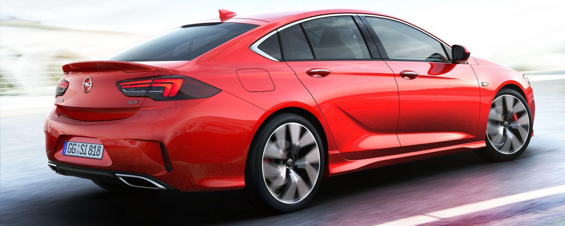 Opel: arrivano motori e piattaforme PSA