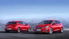 Opel Astra 2016: focus sui sedili  - Immagine: 6