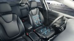 Opel Astra 2016: focus sui sedili  - Immagine: 1