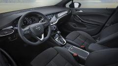 Opel Astra 2019, gli interni