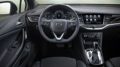 Opel Astra 2019: i nuovi interni