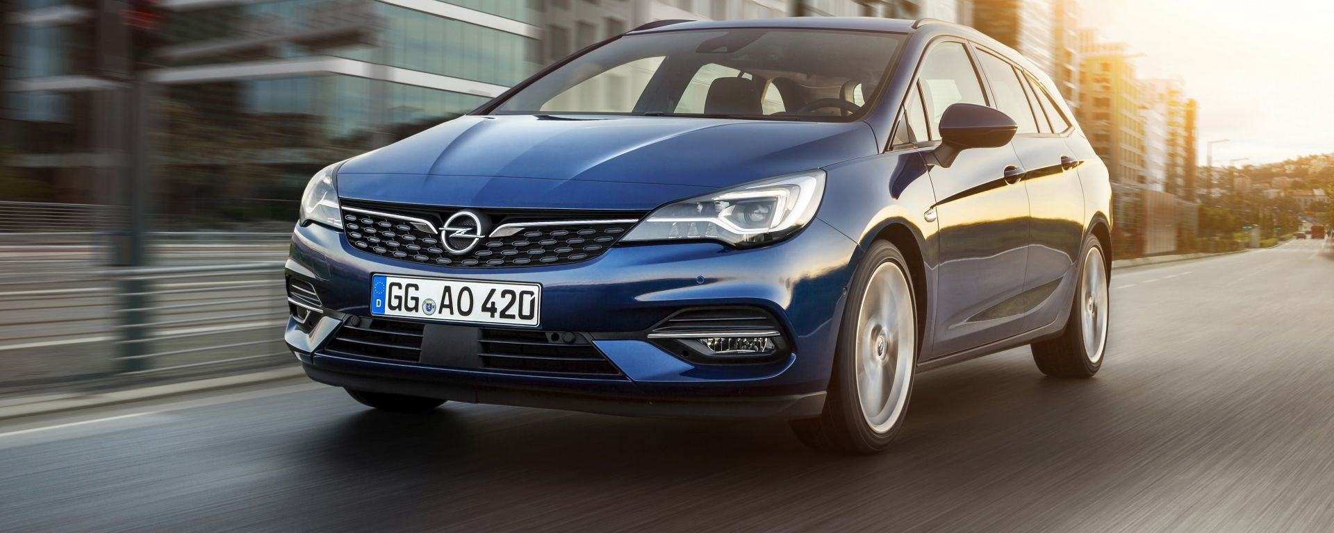Opel Astra 2019: uguale fuori si rinnova sottopelle