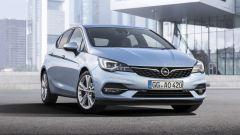 Opel Astra 2019, prezzi da 23.800 euro