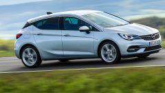 Nuova Opel Astra 2019, prezzi e versioni al configuratore