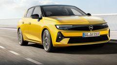 Nuova Opel Astra 2022: esterni, interni, motori, uscita. Video