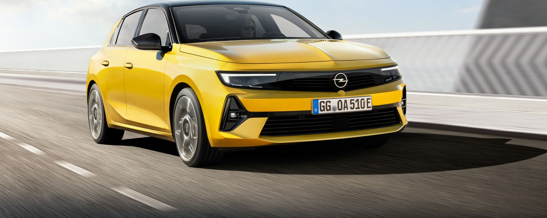 Opel Astra 2021, fotogallery
