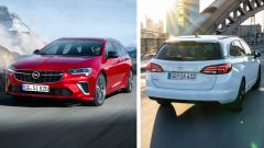 Opel Astra e Insignia Sports Tourer, la wagon conquista. Ecco perché - Immagine: 1