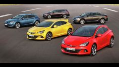 Opel Astra MY 2013 - Immagine: 1