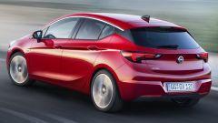 Nuova Opel Astra, dal 2021 anche ibrida ed elettrica su pianale PSA