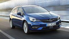 Opel Astra Sports Tourer 2019, da 24.800 euro