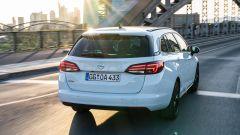 Opel Astra Sports Tourer, il posteriore