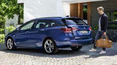 Opel Astra Sports Tourer, portellone