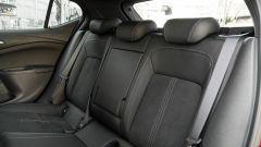 Opel Astra Ultimate: il divanetto posteriore