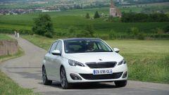 Opel Astra vs Peugeot 308 vs Renault Megane  - Immagine: 23