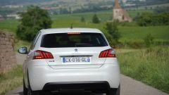 Opel Astra vs Peugeot 308 vs Renault Megane  - Immagine: 27