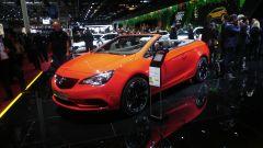 Opel Cascada, Salone di Parigi 2016