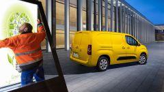 Opel Combo-e 2021: fino a 4,75 metri di lunghezza