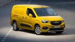 Opel Combo-e 2021: il van diventa elettrico