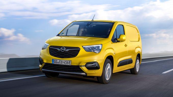 Opel Combo-e 2021