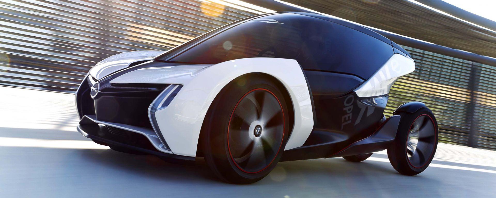 Opel RAK e: le nuove foto in HD