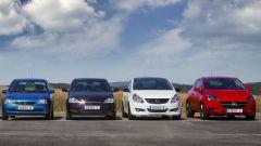 Nuova Opel Corsa, debutto entro il 2019. Sarà un peso piuma - Immagine: 9