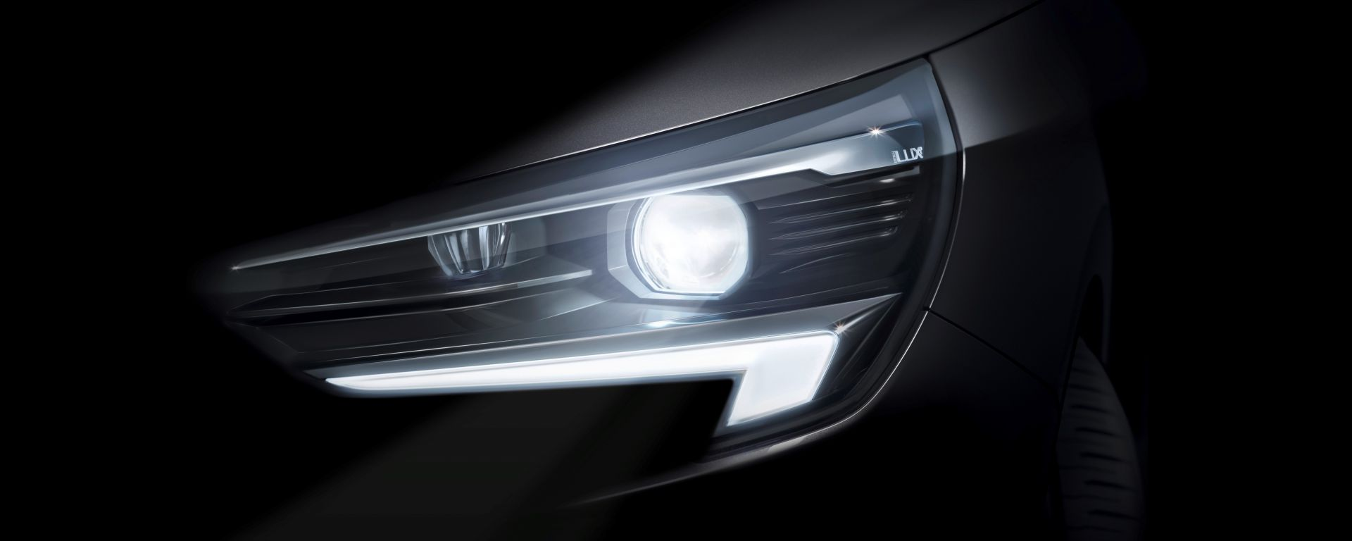 Opel Corsa 2019: avrà i fari matrix LED