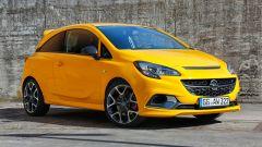 Opel Corsa, la versione GSi ha 150 cv - Immagine: 2