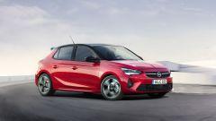 Opel Corsa 3/4 anteriore
