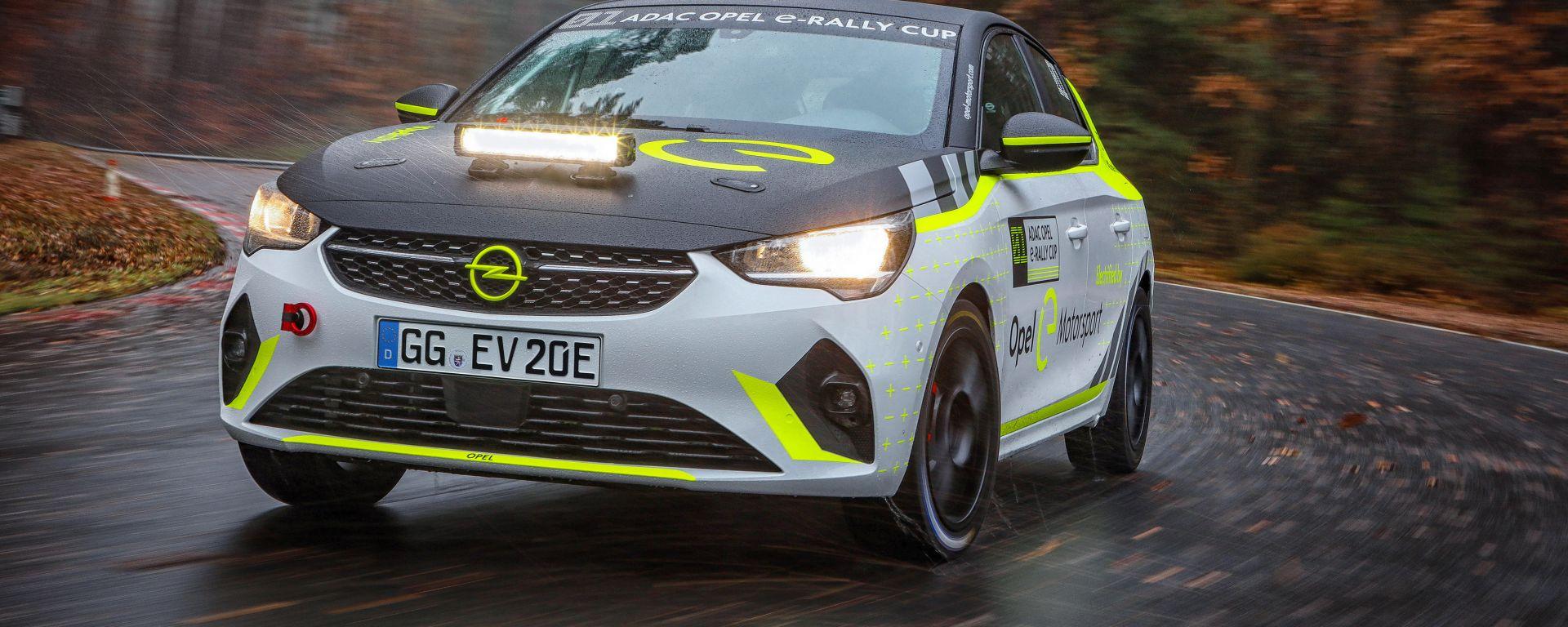Opel Corsa-e Rally, 15 modelli saranno consegnati ai clienti entro luglio 2020