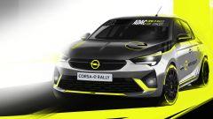 Opel Corsa-e Rally, debutto a Francoforte 2019