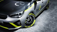 Opel Corsa-e Rally, i cerchi