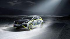 Opel Corsa e-Rally: motore elettrico da 136 CV