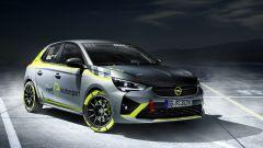 Opel Corsa-e Rally: vista anteriore