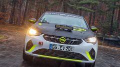 Opel Corsa-e Rally, vista anteriore