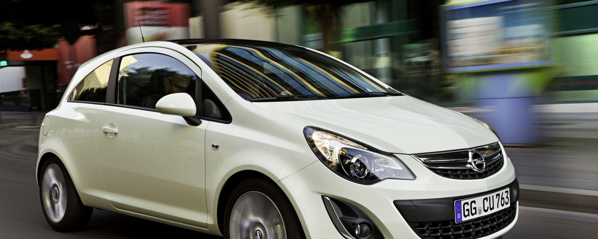 Opel Corsa Ecoflex 2011