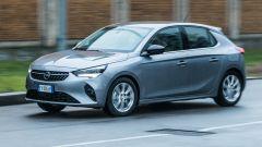 Opel Corsa foto dinamica