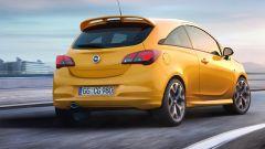 Opel Corsa GSi, lo spoiler
