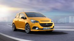 Opel Corsa GSi: una OPC light