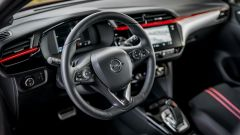 Opel Corsa interni